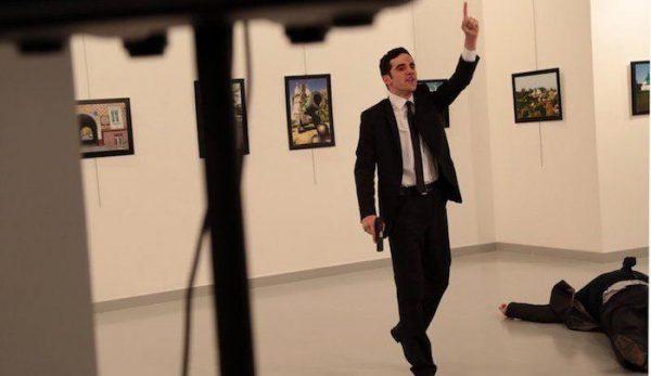 اغتيال السفير الروسي بتركيا