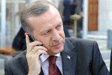 فى اتصال هاتفي : اردوغان يطمئن على صحة البشير ويشيد بمواقف السودان الداعمة للقضية الفلسطينية