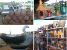 """إبداعات شعبية """"الفخار"""" على ضفاف النيل.. صناعة تراثية متجددة"""
