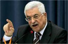 """محمود عباس : قرار إسرائيل إغلاق المسجد الأقصى """"إعلان حرب"""""""