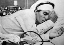 فيديو نادر.. آخر مكالمة لعبدالحليم حافظ من على سرير المرض قبل وفاته