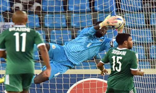 الجزائر تتأهل لربع نهائي أمم أفريقيا