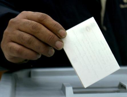 اقتراع الانتخابات يبدأ 13 وينتهي 15 أبريل