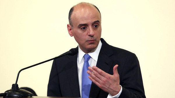 Saudi Arabia's ambassador to the United States Adel al-Jubeir speaks about the situation in Yemen