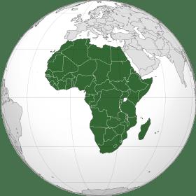 افريقيا