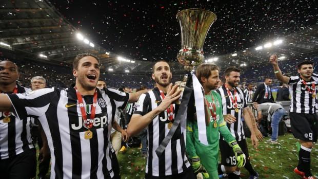 يوفنتوس بطلا لكأس إيطاليا