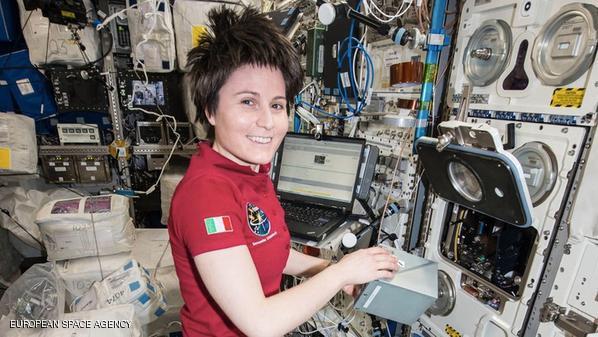 انترنت في الفضاء