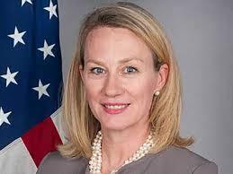 سفيرة واشنطن في الأردن