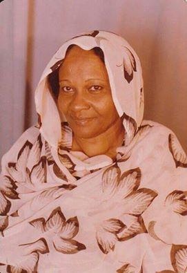 السيدة رقية عبدالله الفاضل المهدي
