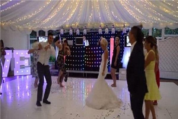 رقص مدهش