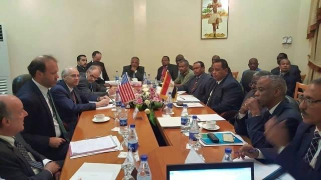 امريكا مفاوضات السودان