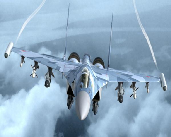 """المقاتلة الروسية """"سو ـ 35"""""""