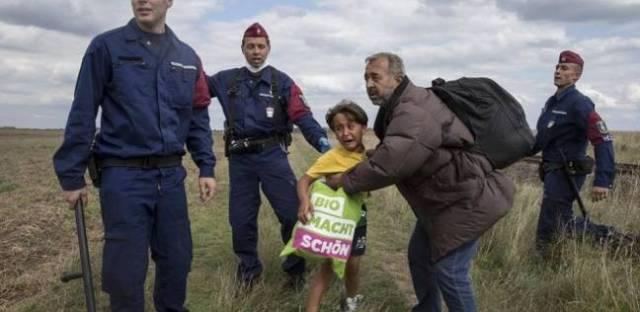 مهاجر سوري