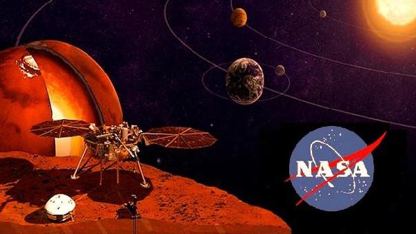ناسا - كوكب - كواكب - الارض - المريخ