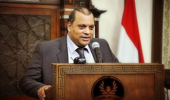 عبدالنبى عبدالستار المتحدث الإعلامى لتيار الاستقلال