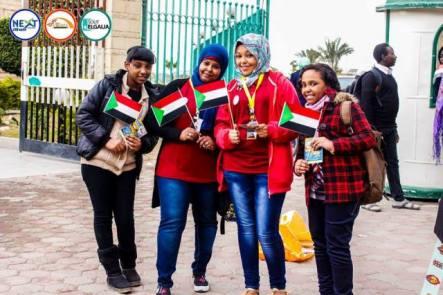 سودانية مصرية7