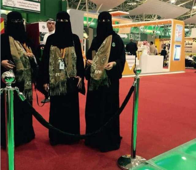 """""""سعودية"""" تصمِّم زياً يمنع رصد أجهزة """"المراقبة"""" للعسكريين"""