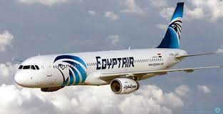 الخطوط  المصرية - طائرة