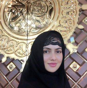 صور الأميرة لالة أميمة بالحجاب في العمرة تشعل مواقع التواصل