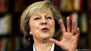 تيريزا ماي رئيسة وزراء بريطانيا