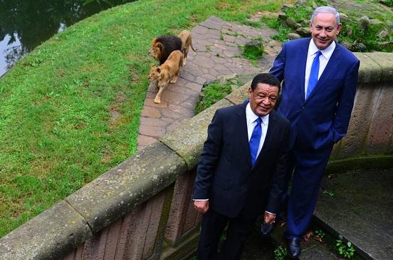 نتياهو - نتنياهو - اسرائيل - اثيوبيا