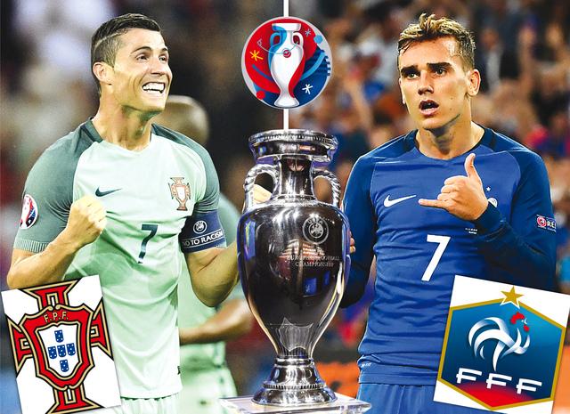 فرنسا البرتغال