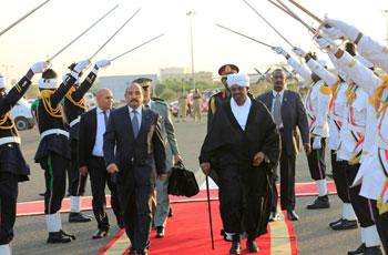 الرئيس الموريتاني، محمد ولد عبدالعزيز