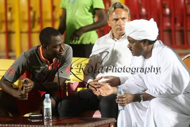 هل حسم الوالي بالفعل أمر لاعبه النيجيري سلمون؟