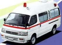 شباب يستغلون عربة إسعاف لحضور عقد قران ببحري