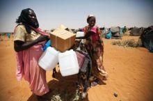 ( زمزم) .. مدينة جديدة للنازحين بشمال دارفور ..