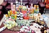 السلطات تبيد فياغرا وكريمات وأغذية فاسدة بالدمازين