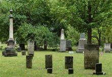 سقطت في قبر زوجها.. وماتت