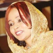 """وفاة نادية عثمان مختار  الصحفية و المذيعة بقناة """" ام درمان الفضائية """""""
