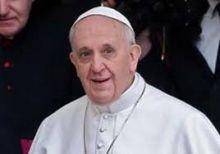 """بابا الفاتيكان: الاحتفال بعيد الميلاد """"جاهلية"""" ولا وجود له بالإنجيل"""
