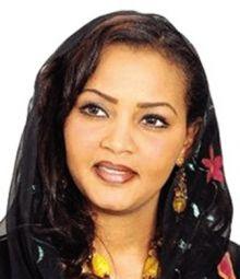 جدية عثمان: معدة ومقدمة ومخرجة قناة الـ (mbc)