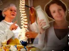 هشاشة العظام تسرق الكالسيوم من النساء