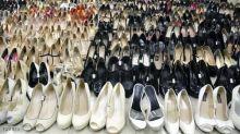 ياباني يدمن سرقة أحذية الكعب العالي