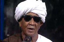 وفاة الفنان مبارك حسن بركات