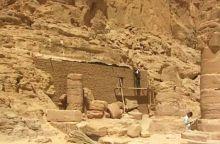 بعثة إيطالية ترمم آثار جبل البركل بالسودان