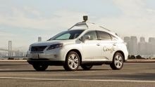 بدء اختبار سيارات غوغل ذاتية القيادة