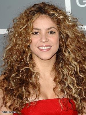 المغنية الكولومبية شاكيرا
