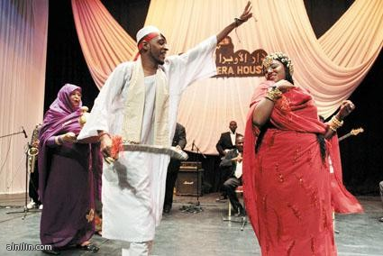 فلكلور وتراث السودان من عادات سودانيه