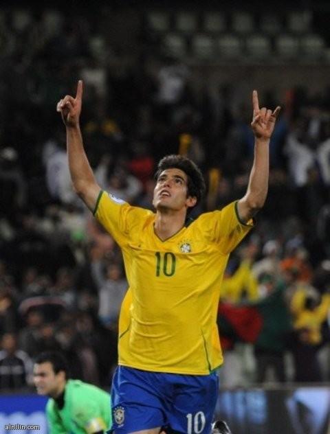 اللاعب البرازيلى كاكا
