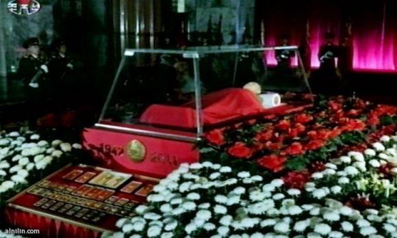 جنازة زعيم كوريا الشمالية 19-12-2011