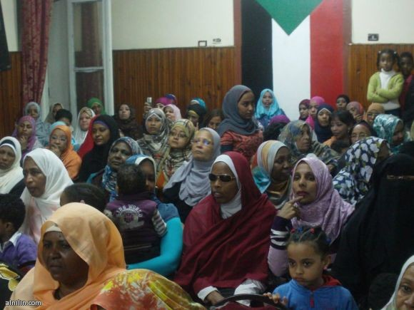 الأحتفال بعيد الأم _ دار السودان _ القاهرة