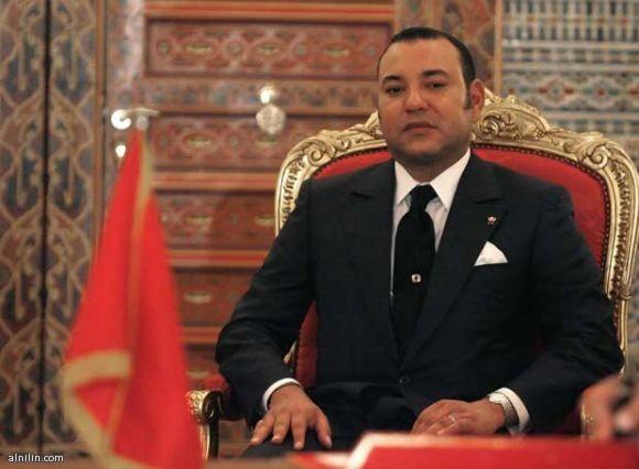 الملك محمد السادس - ملك المملكة المغربية