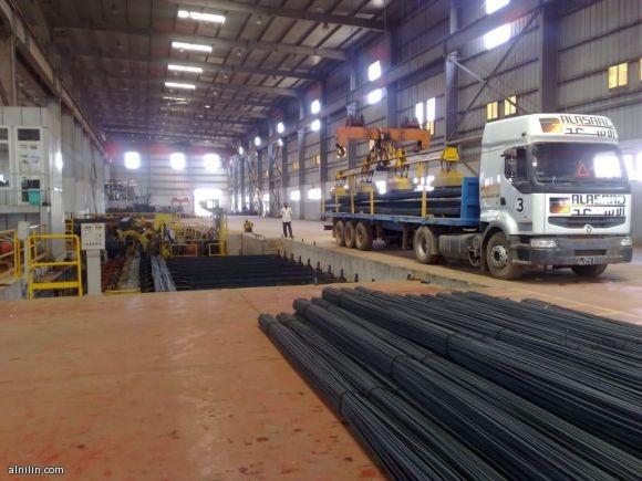 مصنع حديد الأسعد  السودان الخرطوم