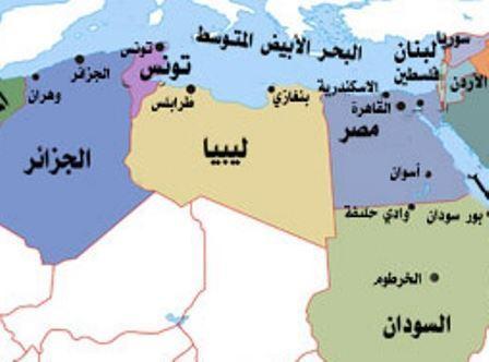 خريطة لأفريقيا تظهر مصدر غنى كل دولة.. النفط يوجد بمصر وليبيا والجزائر وتشاد ونيجيريا