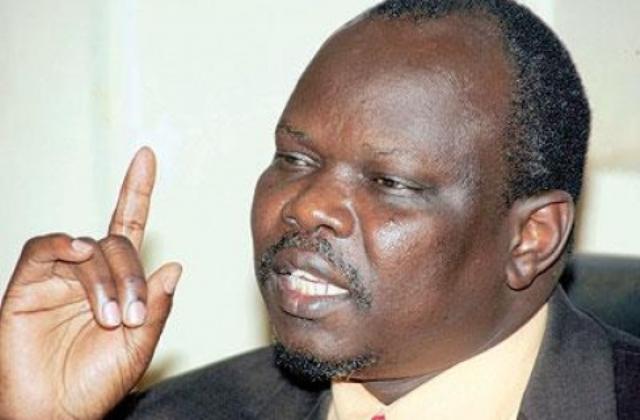 رئيس وفد تفاوض دولة جنوب السودان باقان أموم : هذا سبب دعوة سلفا للرئيس البشير!!