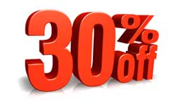Forever Living 30% discounts